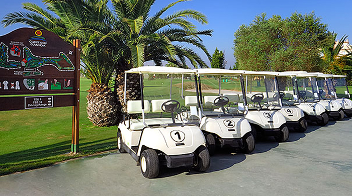 Soledad Golf Tour