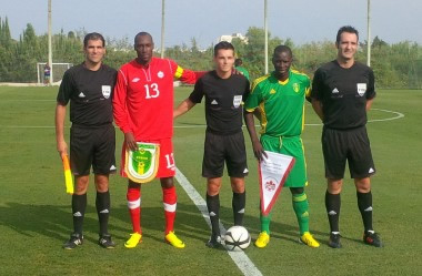 Canada and Mauritania national teams choose Oliva Nova