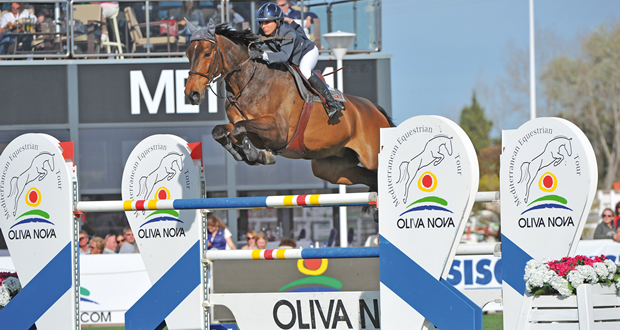 A date with the equestrian elite at the MEDITERRANEAN EQUESTRIAN TOUR