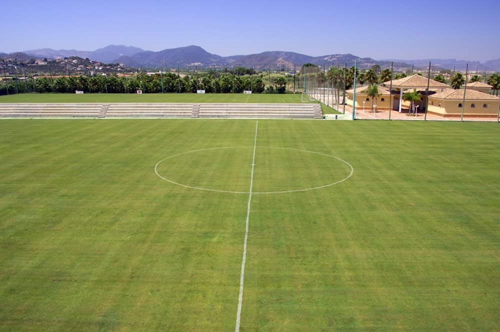 Sports And Leisure Rugby Facilities Oliva Nova