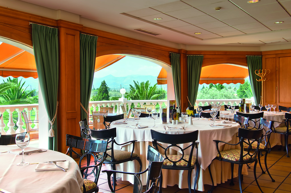 Restaurante The Golf Club